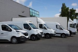 Commercial trucks and vehicles
